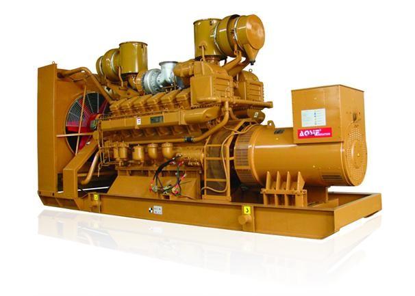 常州济柴190kw系列柴油发电机组