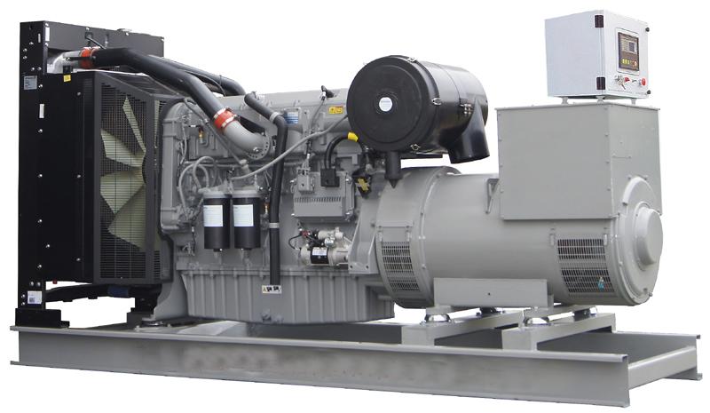 常州帕金斯系列柴油发电机组
