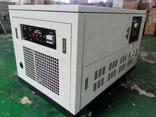 常州武进县30千瓦静音发电机