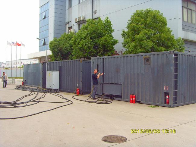 常州集装箱二手发电机