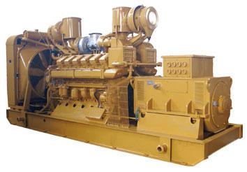 常州应急发电机-700KW-2500KW济柴柴油发电机