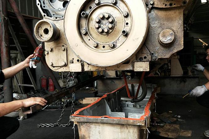常州柴油发电机维修