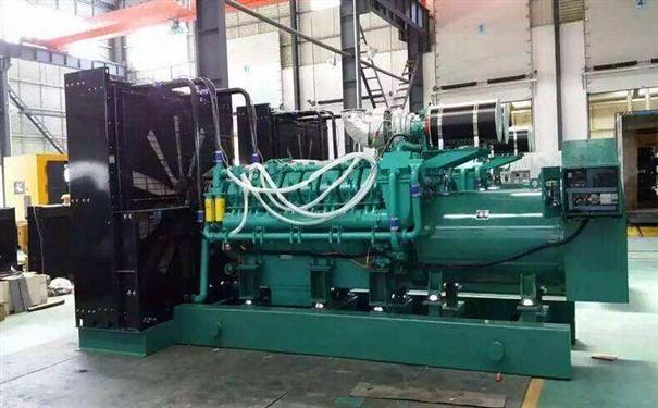 常州二手科克500kw大型柴油发电机组出租