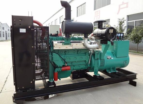 常州溧阳二手潍柴400kw大型柴油发电机组