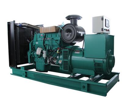 常州二手上柴500kw大型柴油发电机组