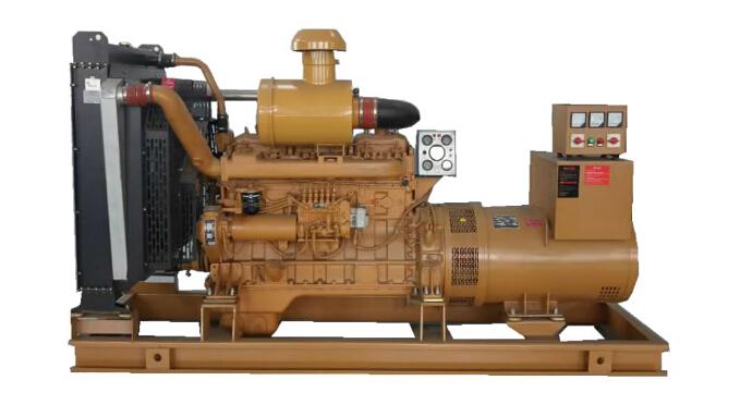 常州二手上柴250kw大型柴油发电机组