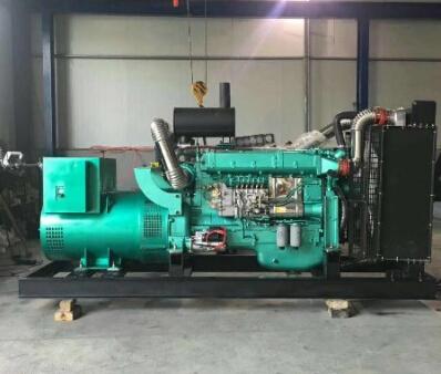 常州姑苏县宗申动力300kw大型柴油发电机组