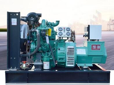 常州二手上柴50kw大型柴油发电机组
