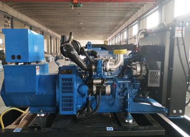 常州吴门县泰豪200kw大型柴油发电机组