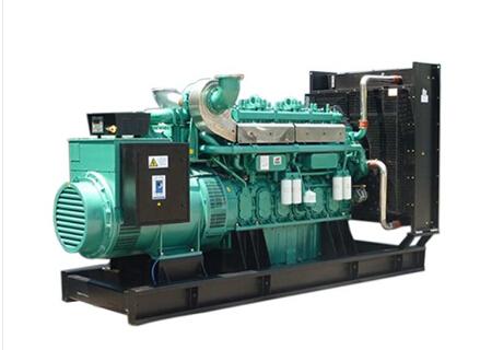 常州姑苏县宗申动力400kw大型柴油发电机组