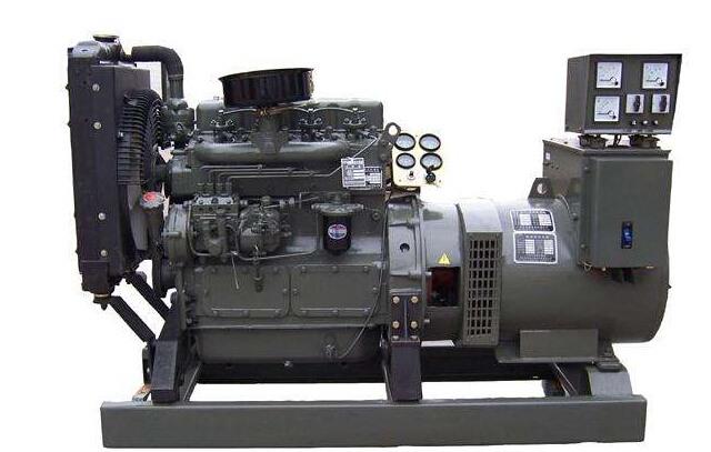 常州二手潍柴10kw小型柴油发电机组