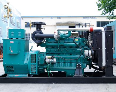 常州吴门县泰豪300kw大型柴油发电机组