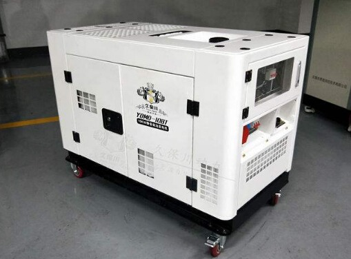 常州二手康明斯10kw小型柴油发电机组