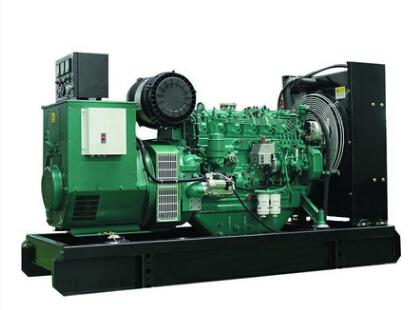 常州二手上柴200kw大型柴油发电机组