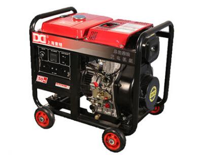 常州二手潍柴5kw小型柴油发电机