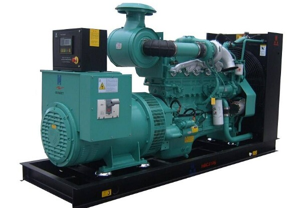 常州二手潍柴30kw小型柴油发电机组