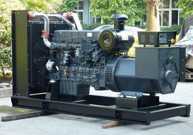 常州二手本田150kw大型柴油发电机组