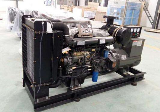 常州二手潍柴12kw小型柴油发电机组