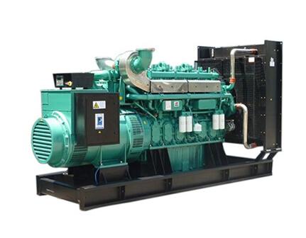 常州姑苏县宗申动力250kw大型柴油发电机