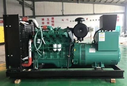 常州溧阳二手潍柴150kw大型柴油发电机组